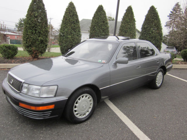Lexus Ls 400 With Low Low Miles For Sale Photos