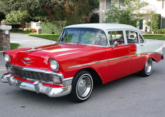 1956 Chevrolet Bel Air/150/210 SEDAN - FLORIDA CAR - 68K MILES