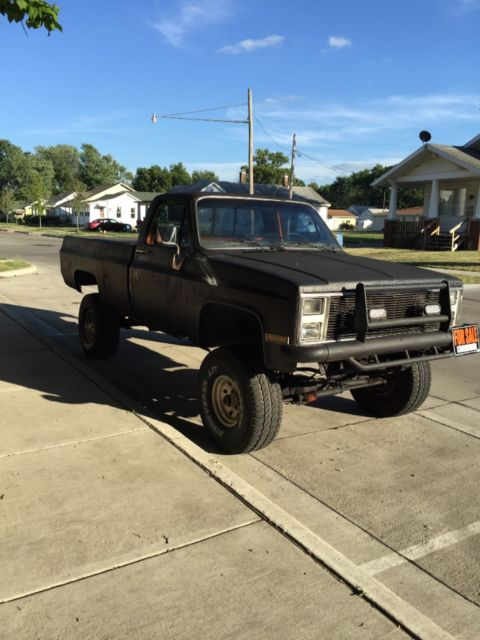 86 Best The Magician Images On Pinterest: Lifted Chevy Truck 86 K10 Silverado For Sale: Photos