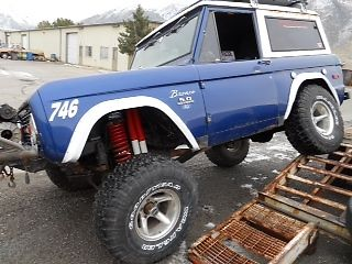 rampage new ford bronco pics