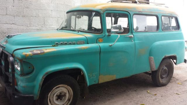 1964 Dodge Power Wagon D100