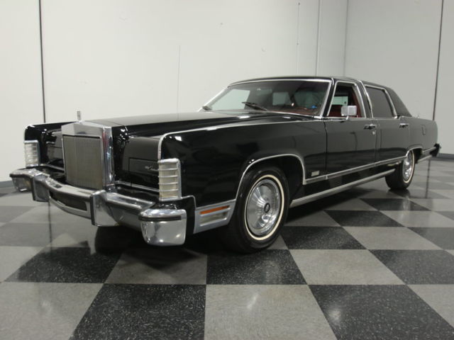 Limited Edition Towncar Coachwork Limo 1 Owner Since New All