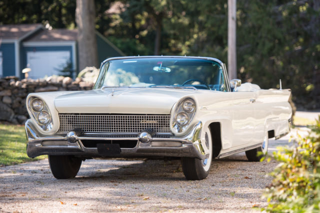 1958 Lincoln Mark Series