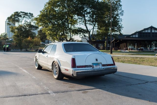1987 Lincoln Mark Series VII
