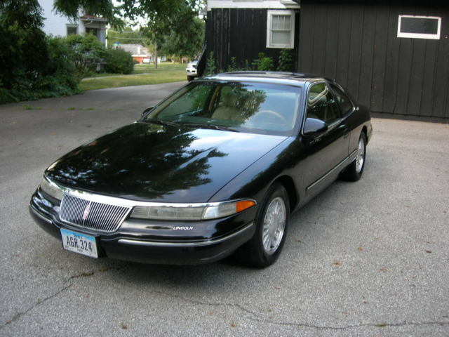 1994 Lincoln Mark Series Mark VIII