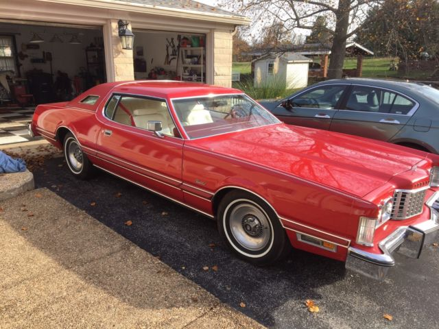 1976 Ford Thunderbird SURVIVOR - ORIGINAL PAINT - 22K MI
