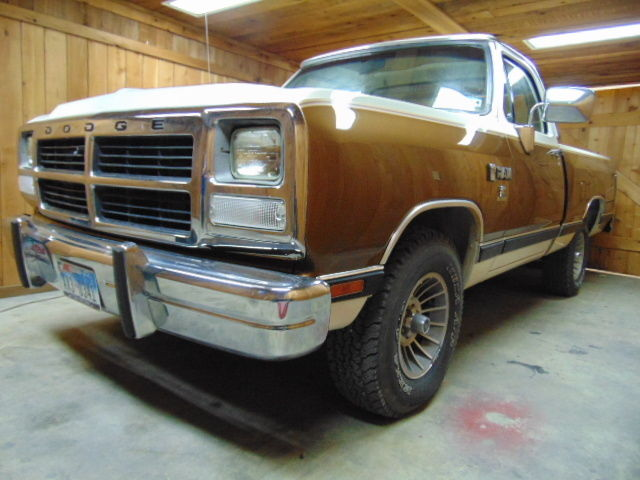 1982 Dodge Other 5.9 CUMMINS