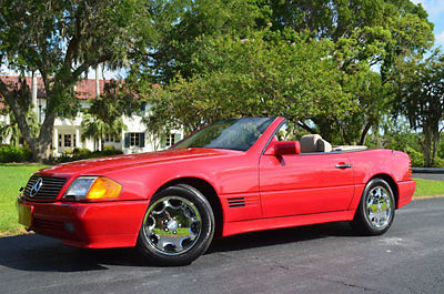 1994 Mercedes-Benz 300-Series SL320 2-Door Roadster