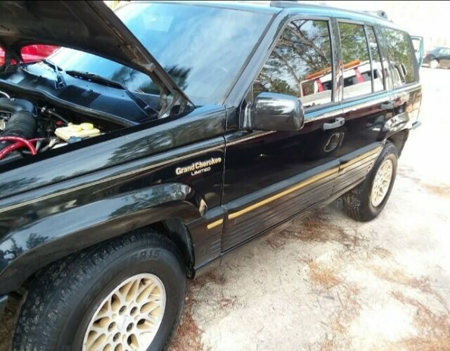 1994 Jeep Grand Cherokee Limited 4x4