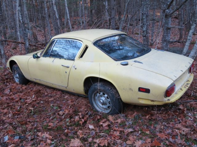 1972 Lotus Other S