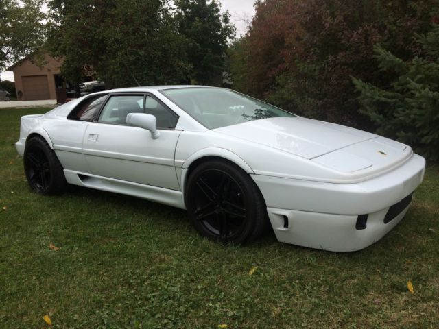 lotus esprit body kit huge345 tires lots of mods look nice. Black Bedroom Furniture Sets. Home Design Ideas