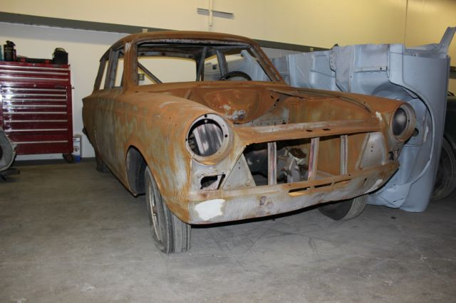 Lotus Ford Cortina Mk1 Car And Parts Collection For Sale Photos
