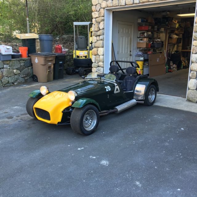 Used Caterham 7 For Sale: Lotus/Caterham Super 7 For Sale: Photos, Technical