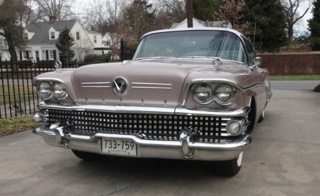 1958 Buick Other Limited