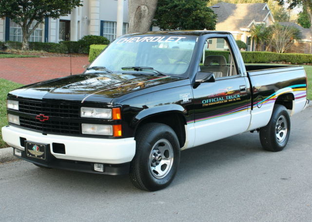 1993 Chevrolet C/K Pickup 1500 INDY PACE - 1 OF 1,534 - 1,257 MI