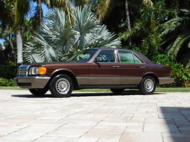 1982 Mercedes-Benz 300-Series 300SD Turbo Diesel