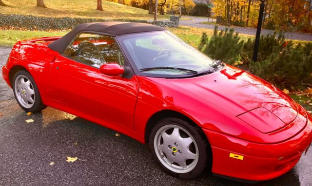 1991 Lotus Other M100