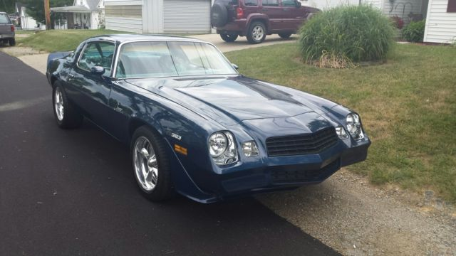 1979 Chevrolet Camaro RS