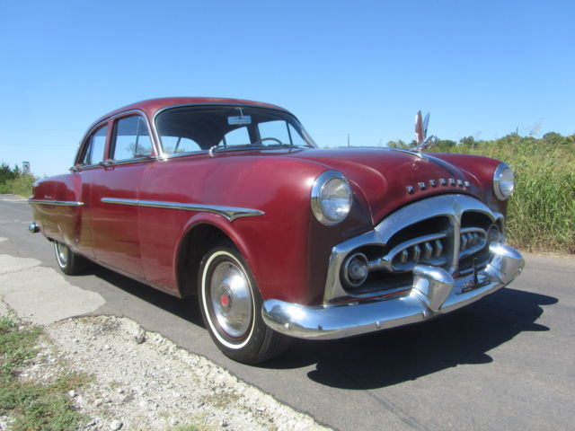 1951 Packard Four Door Sedan  300 SERIES TRUE SURVIVOR ORIGINAL