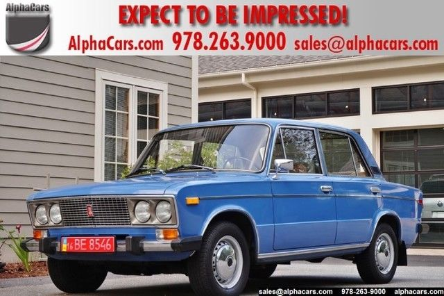 1983 Other Makes Lada VAZ-2106