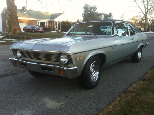 1971 Chevrolet Nova UNRESTORED