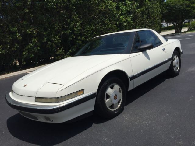 1988 Buick Reatta Grand Touring Coupe