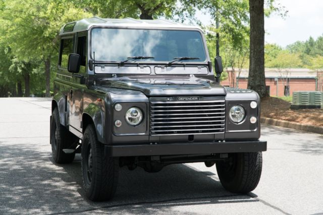 1987 Land Rover Defender Exmoor