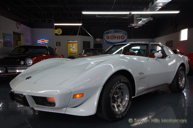 1976 Chevrolet Corvette #'s Match