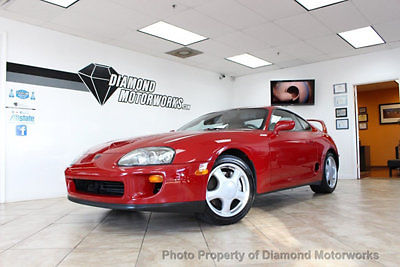 1994 Toyota Supra 2dr Turbo w/Sport Roof 6-Speed Manual