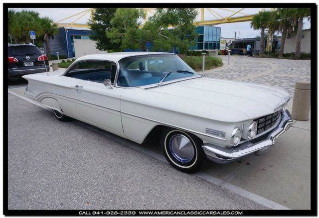 1960 Oldsmobile Eighty-Eight SciniCoup