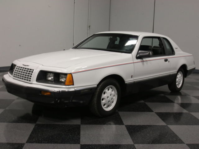 1984 Ford Thunderbird Fila Edition