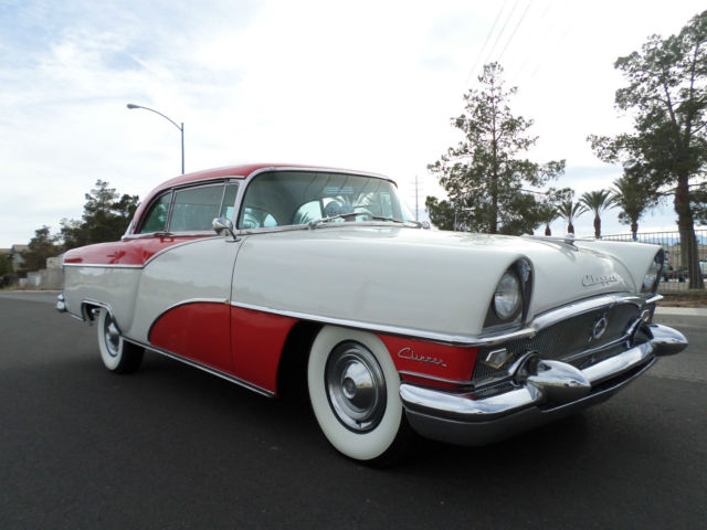 1955 Packard Clipper Custom Constellation 1955 PACKARD CLIPPER CUSTOM SPORT COUPE