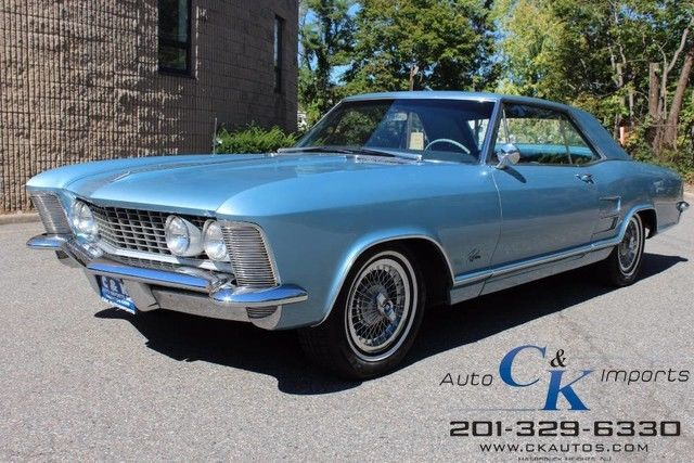 1963 Buick Riviera Just serviced, Great Condition, Very Original