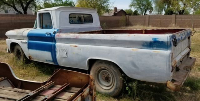 1960 Chevrolet Other Pickups Apache 20