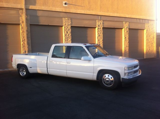 Lowered Chevy 3500 Crew Cab For Sale Photos Technical