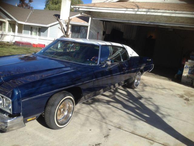 lowrider 1973 chevy impala for sale photos technical specifications description. Black Bedroom Furniture Sets. Home Design Ideas