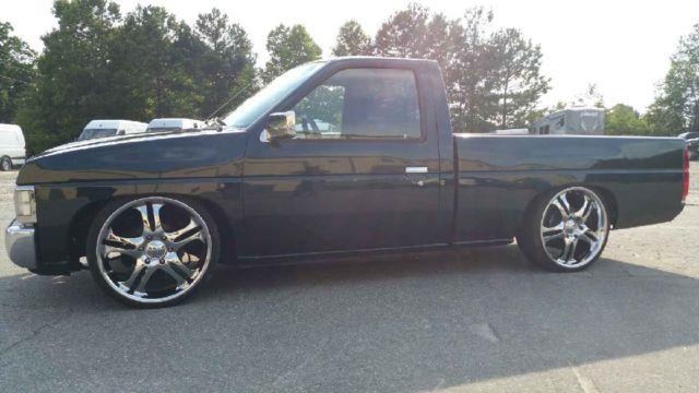 Lowrider, Hydraulic System, Pickup truck, Hardbody, Nissan