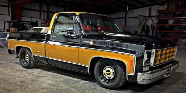 Ls Resto Square Body C10 For Sale Photos Technical Specifications