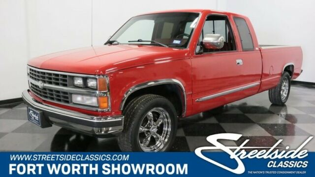 1989 Chevrolet C/K Pickup 1500 Restomod