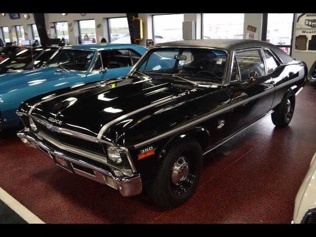LT1 350 auto NICE YENKO FUN black CUSTOM SS for sale: photos