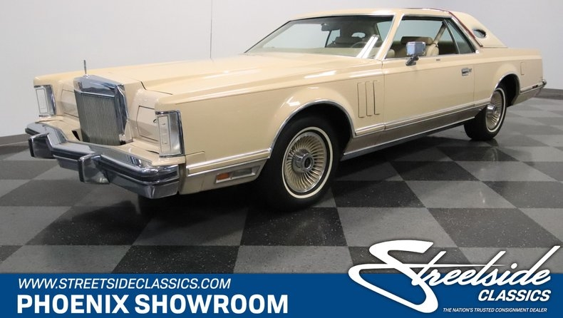 1979 Lincoln Mark Series Cartier Edition