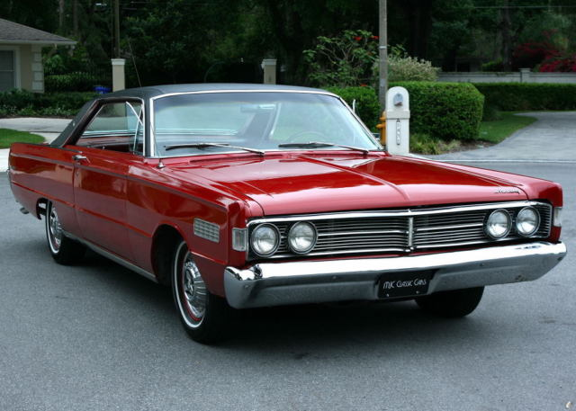 1966 Mercury Monterey COUPE - 47K