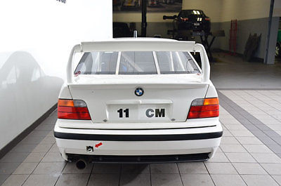 1993 BMW 3-Series M3 DINAN E36 Race Car