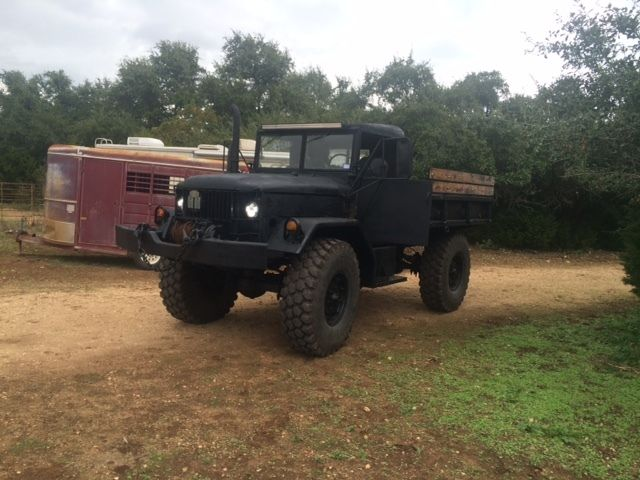 m35a2 bobbed deuce military truck restored lifted monster for sale