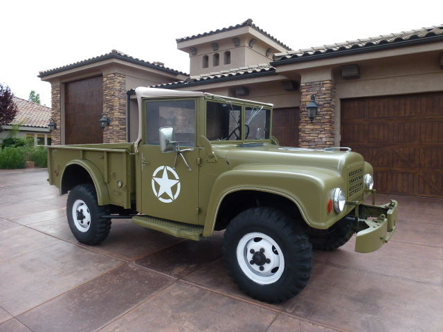 1953 Dodge Power Wagon M37