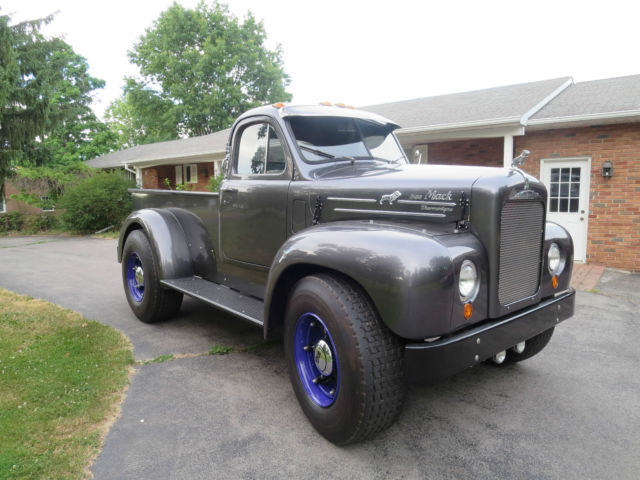 Mack B Model Custom Hotrod Pickup Truck One Of A Kind For Sale