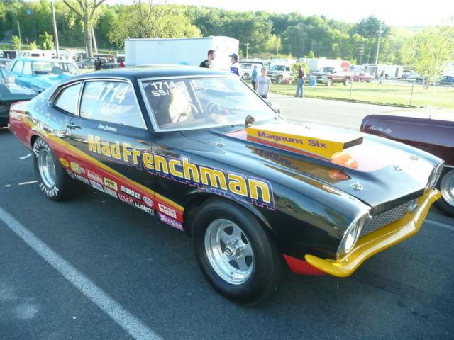 Mad Frenchman 1969 1/2 Ford Maverick Famous H.O.F. Super Stock Drag Car & Mad Frenchman 1969 1/2 Ford Maverick Famous H.O.F. Super Stock ... markmcfarlin.com