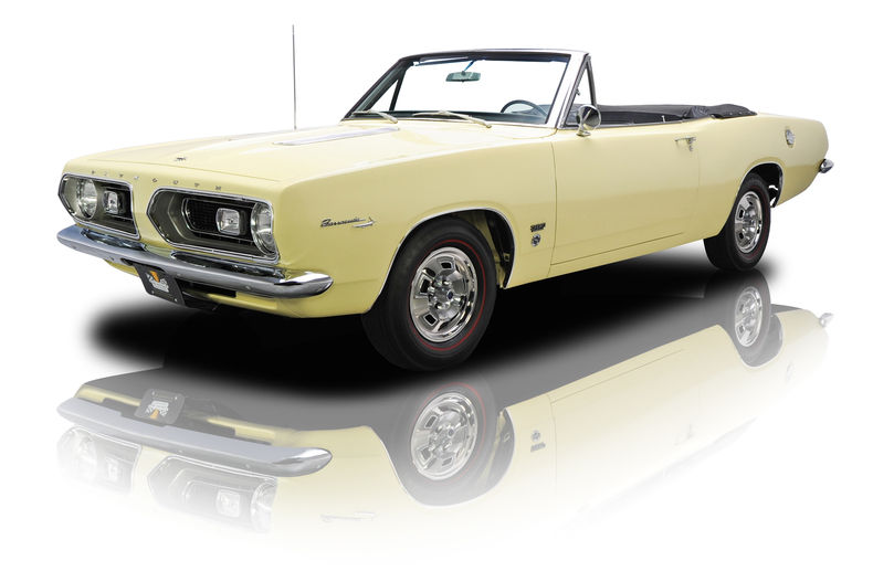 1967 Plymouth Barracuda Formula S
