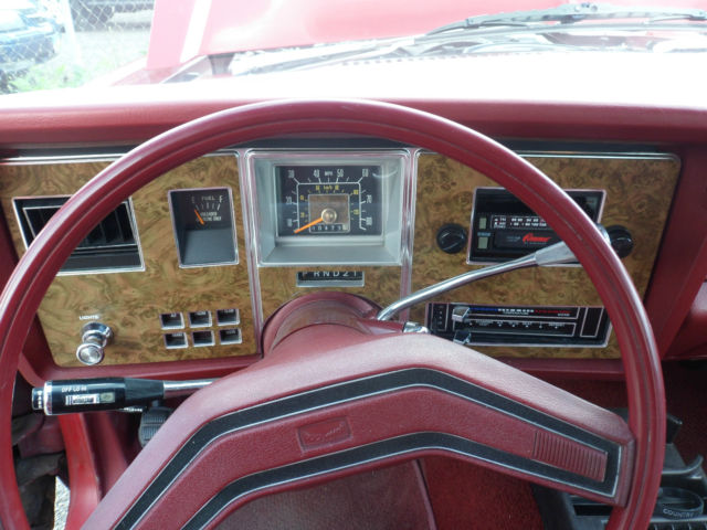 Magnificent Mercury Monarch 1977 For Sale Photos