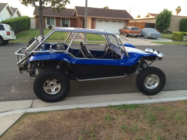 Long Travel Dune Buggy
